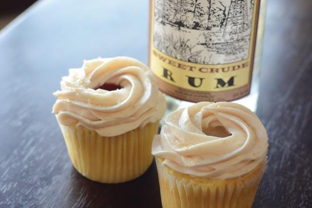 cupcakes de licor
